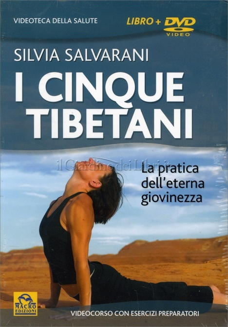 Yoga dei 7 Riti Tibetani: sono i riti che mi cercano - dvd cinque tibetani